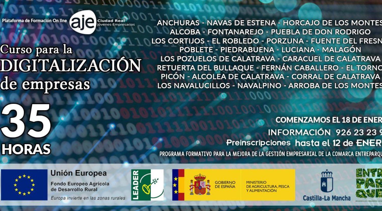 Curso para la digitalización de empresas